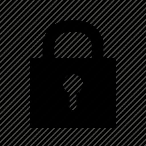 key hole, lock, locked, safety, secure, security icon