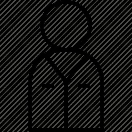 lab, person, scientist, suit, work, worker icon
