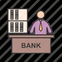 banker, businessman, cash, legal, loan, mortgage, people