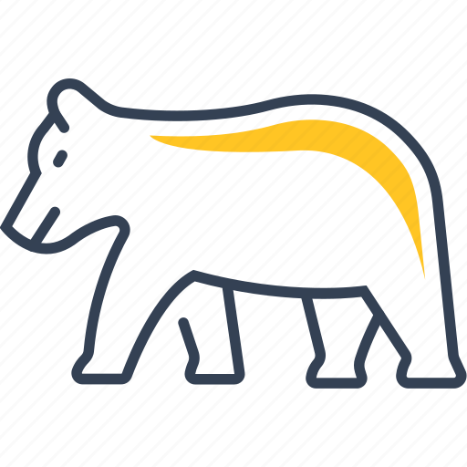 Animal, bear, hunting icon - Download on Iconfinder