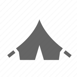 base, booth, camping, dwelling, marquee, tabernacle, tent icon