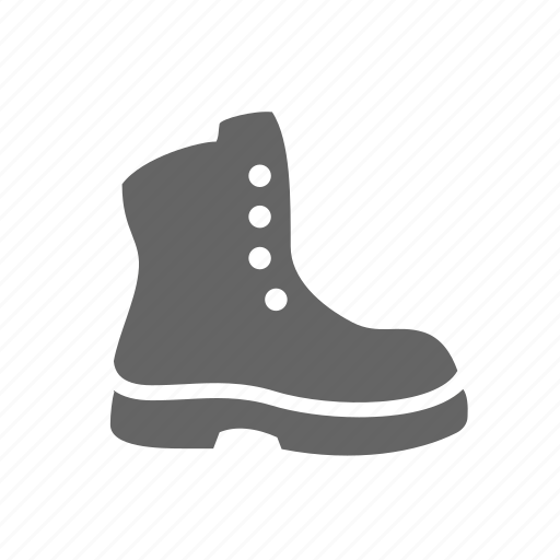 army, bootlace, boots, footgear, footwear, military, shoes icon