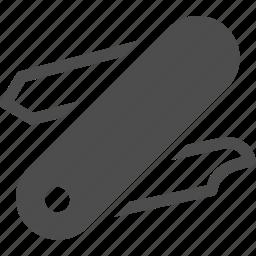 camping, knife, multi, purpose icon