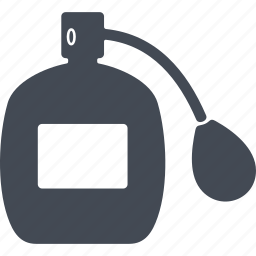 bottle, cologne, hugiene, perfume icon