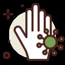 coronavirus, covid19, hand, health, quarantine, sars, wash icon