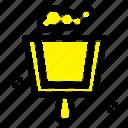 broom, dustpan, sweep icon