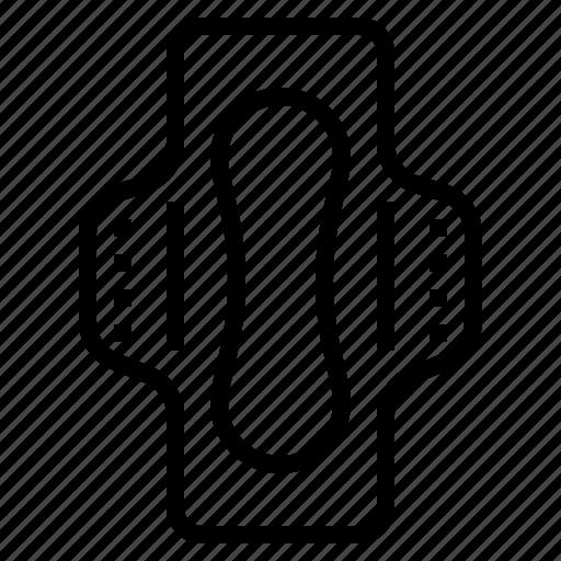 sanitary napkins icon