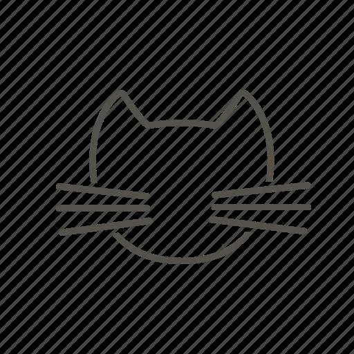 cat, home, kitten, kitty, little, pet icon