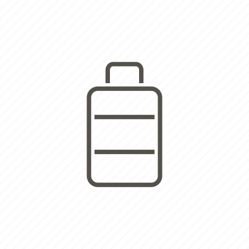 bottle, health, line, pet, service, shampoo icon