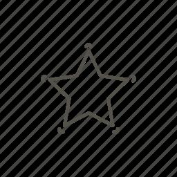 best, pet, prise, star icon