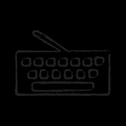board, computer, electronic, input, key, keyboard icon