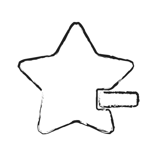 dislike, favourite, nagative, negative, start, unlike icon