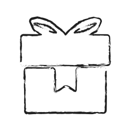 box, delivery, gift, gift box, present, shipping icon