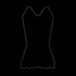 dress, dress design, fashion, female, girl, lady, woman icon