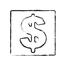 banking, currency, dollar, exchange, payment, price icon