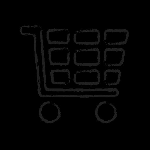 cart, ecommerce, full, full cart, online, pen, shopping icon
