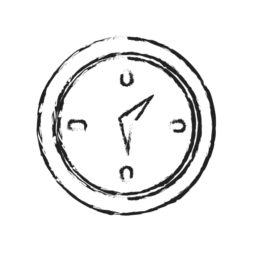 alarm, alert, clock, compass, direction, event, watch icon
