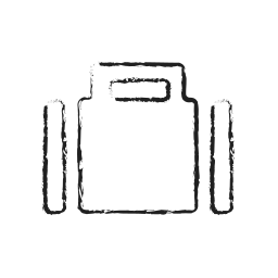 bag, briefcase, business, document bag, finance, financial, office icon