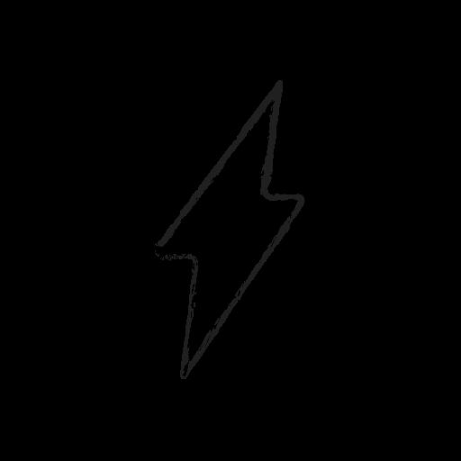 broken, electric, energy, flash, light, power icon