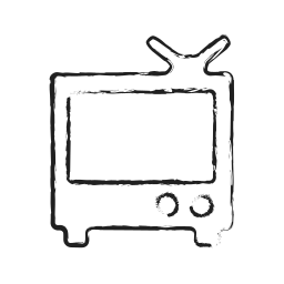 chanel, channel, monitor, screen, tv, video icon