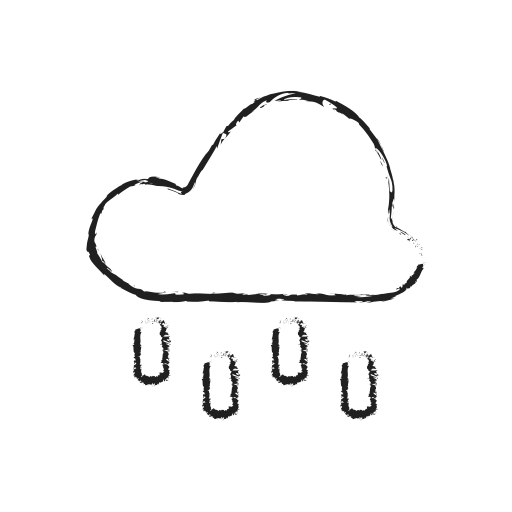 cloud, clouds, cloudy, forecast, rain, temperature, weater icon