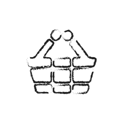 basket, buy, buying, groceries, shopping icon