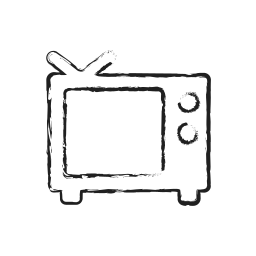 channel, monitor, screen, television, tv icon