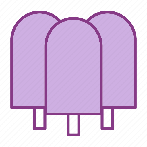 cone, dessert, food, ice cream, snow, sweet icon