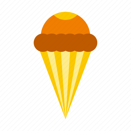 cold, cone, cool, cream, frost waffle, ice, sweet icon