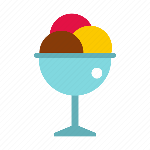 balls, cold, cool, cream, cup, frost, ice icon