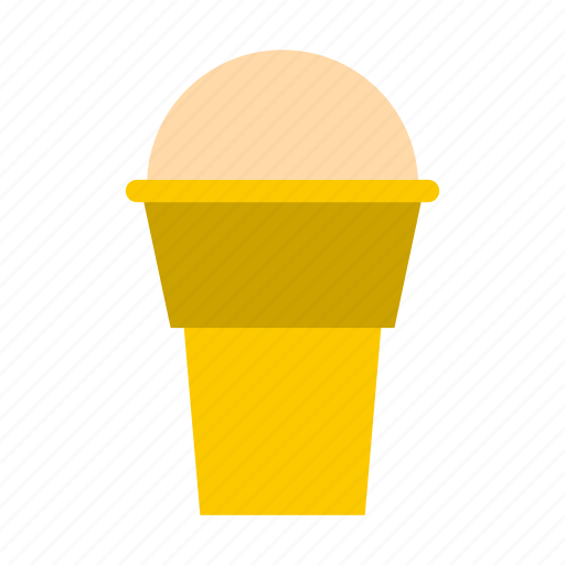 cold, cool, cream, dessert, frost, ice, sweet icon