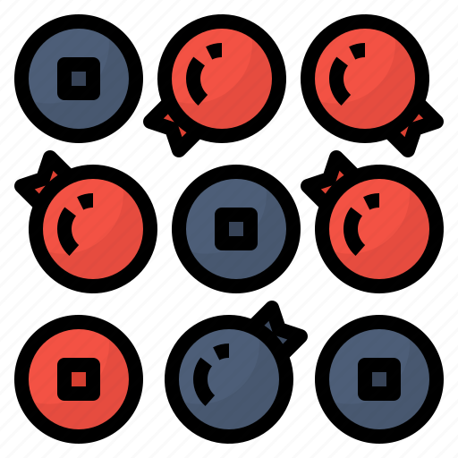 Berries, blueberries, healthy, topping icon - Download on Iconfinder
