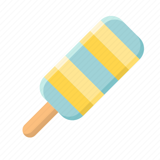 ice cream, ice cream bar, popsicle, sweet icon