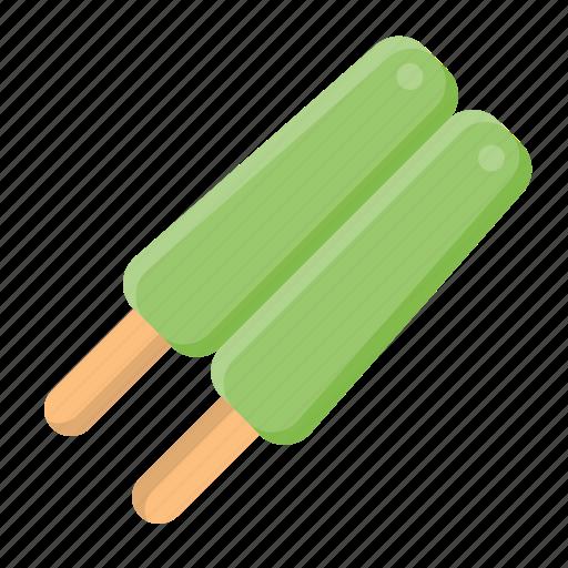 ice cream, ice cream bar, lemon, popsicle, sweet icon
