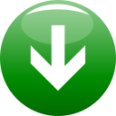 arrow, bottom icon