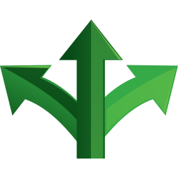 branch, git, svn icon