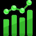analytics, chart