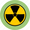 atomic, danger, hazard, nuclear, radiation, radioactive, toxic