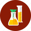 drug, laboratory, flask, glassware, reaction, science, analysis