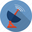 antenna, broadcasting, frequency, media, radar, station, tower icon