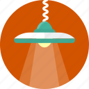 adjustable, electric, energy, flexible, lamp, lightbulb, tool icon