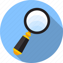 focus, lens, loupe, magnify, search, tool, zoom icon
