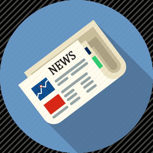 article, media, news, newspaper, press, publication, social icon
