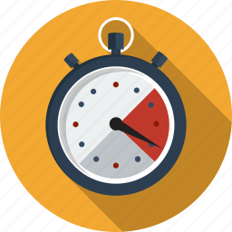 chronometer, deadline, fast, stop, stopwatch, time, watch icon