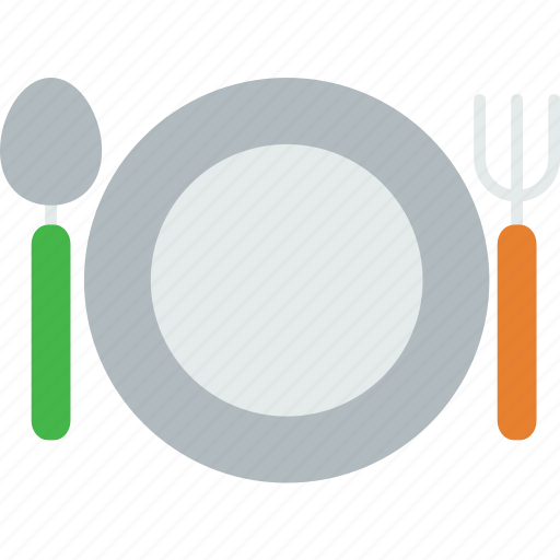 Dinner food fork kitchen set spoon icon icon search for Kitchen set png