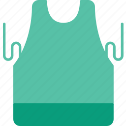 apron, chef, cook, kitchen, meal, restaurant icon