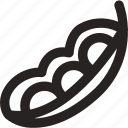 chef, cook, food, gourmet, ingredient, pea