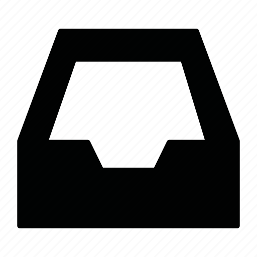 archivie, empty, mail icon