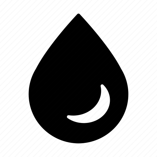drop, full icon
