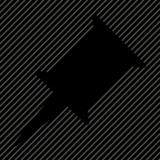 pin iconFinder Icon Flat